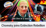 chomsky extinction noam rebellion society // 476x292 // 291.1KB